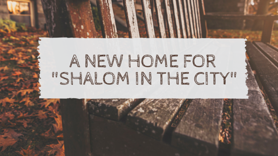New Shalom In The City!