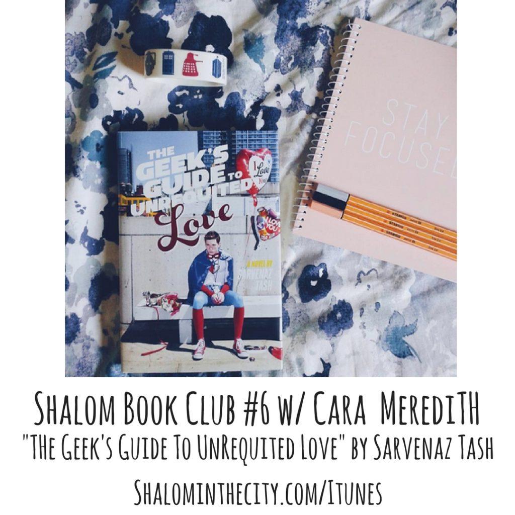 Shalom Book Club #6