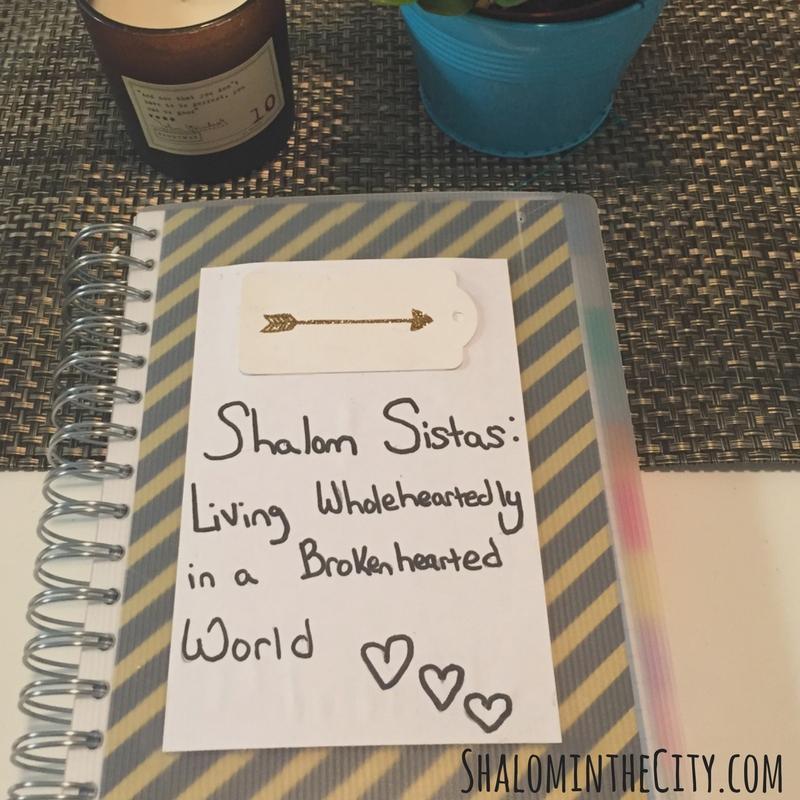 ShalomintheCity.com